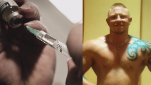Ex-steroid user: Without help I'd be in prison – or dead