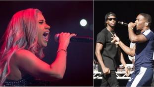 New York rapper Cardi B and Krept & Konan have been confirmed
