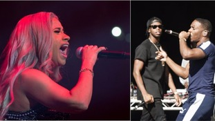 New York rapper Cardi B and Krept & Konan have been confirmed
