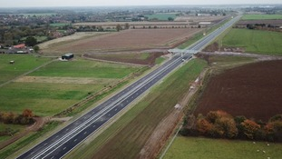 First section of Norwich's Northern Distributor Road set to open