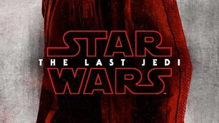 Star Wars: The Last Jedi is scheduled for release in December.