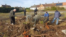 Merseyside Police have donated £30,000 to transform derelict land in Speke