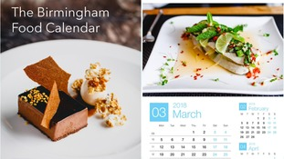 Good enough to eat? Birmingham's first food calendar