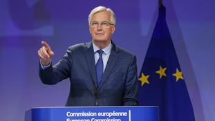 Michel Barnier said there were three main priorities.