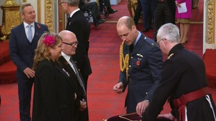 Royal honours for domestic abuse campaigners