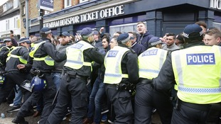 Exclusive: True cost of policing football in the capital revealed