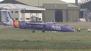 Flybe flight