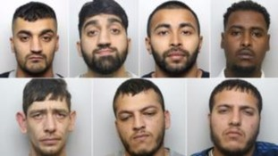Seven men offered cash to jurors in an attempt to buy not-guilty verdicts