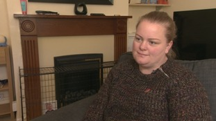 Sheena will have to make a journey to Derriford Hospital via car and ferry to give blood, which can take up to an hour.