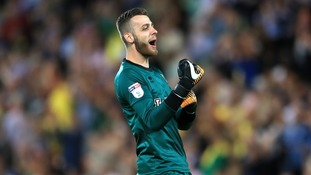 Angus Gunn has been in fine form for Norwich City.