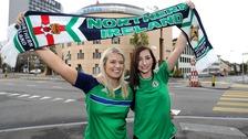 NI fans in Basel