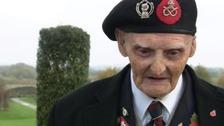 99-year-old Les Cherrington.