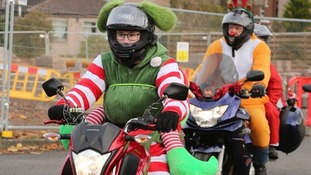 Nice crash helmet - but is it 'Elf & Safety gone mad'?