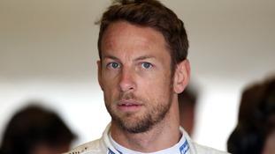 Jenson Button was ambushed by gunmen in Sao Paulo in 2010.