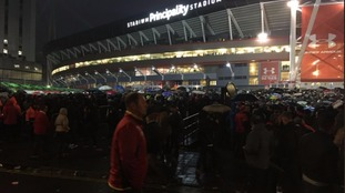 WRU defends entry searches as delays hit Principality Stadium