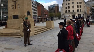 Remembrance Sunday: The West reflects on the region's war dead