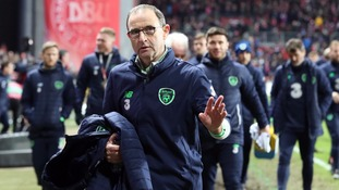 Martin O'Neill admits Ireland may need two goals to secure passage to World Cup