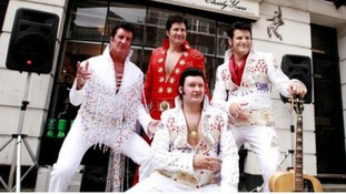 The largest European Elvis Presley tribute convention is in Birmingham.