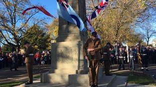 Doncaster remembers the fallen