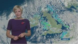 Anglia East weather
