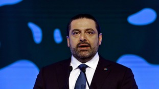 Saad Hariri insisted that he chose to quit of his own free will.