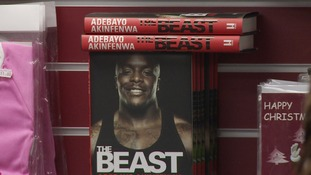 Adebayo's new book is out now.