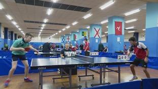 Guernsey Table Tennis Centre