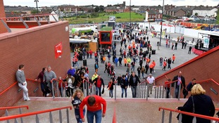 A few yards away from Anfield are some of the most impoverished areas in the country
