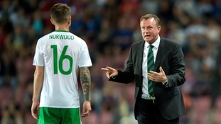 Northern Ireland's Norwood urges O'Neill to stay on as national team manager