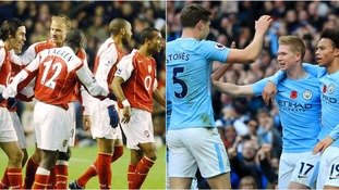 De Bruyne doesn't think Manchester City will be able to emulate Arsenal's invincible season