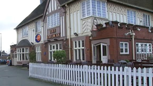The Railway pub hotel in Hornchurch