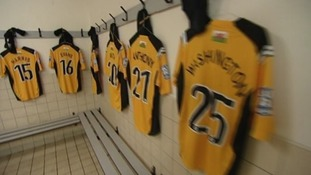 Newport County shirts