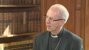 Archbishop of Canterbury discusses Richard III's burial