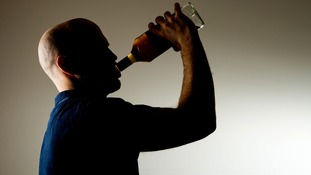 Alcohol-related deaths up by nine per cent in Wales