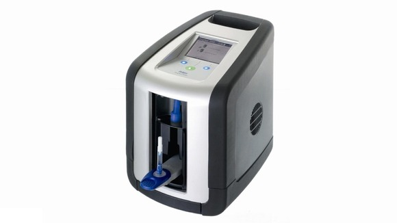 The Draeger DrugTest 5000, a kit for detecting cannabis was that approved for use in police stations across the UK