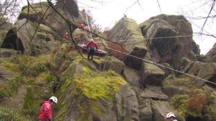 Derby's Mountain Rescue Team