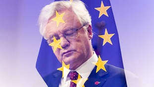 David Davis confirmed the UK will exit the EU even if MPs vote done the final deal.