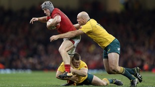 Jonathan Davies ruled out for six months with foot injury