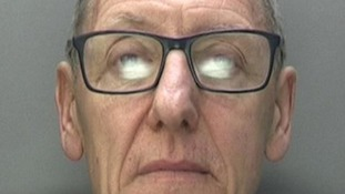 Gary King, from Oundle, was caught in an undercover sting trying to contact girls online