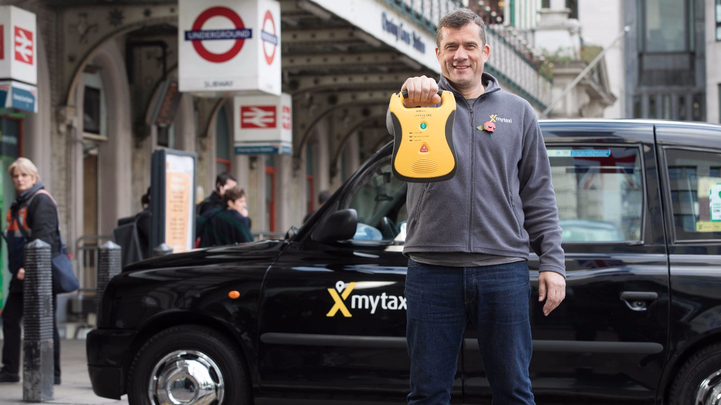 Black cab drivers in London to get medical and terror attack training