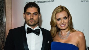 Katherine Jenkins announces second pregnancy