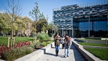 Manchester Metropolitan has been named as the UK's 'greenest university'