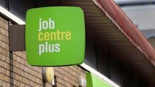 Jobcentre sign