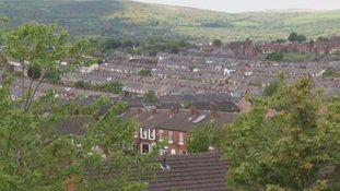 Rise in value of property across NI