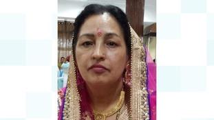 Krishna Devi Droch