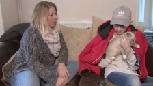 Autistic boy's family 'reaching breaking point'