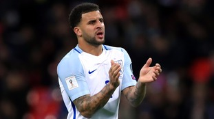 Walker is looking to lay down a marker for an England starting berth at the World Cup in Russia with his performances