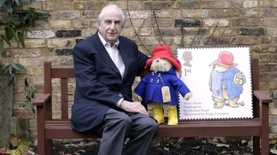Paddington Bear author Michael Bond remembered at St Paul's Cathedral service