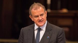 Hugh Bonneville led tributes to Michael Bond.