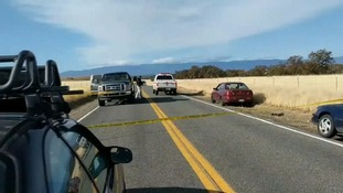 Four dead after shooting rampage in Northern California